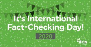 Internationaler #FactCheckingDay