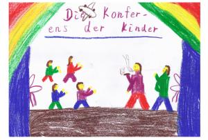 Die Konferenz der Kinder in Chemnitz