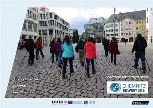 Europäische Woche des Sports in Chemnitz