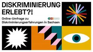 Online-Umfrage zu Diskriminierungserfahrungen in Sachsen