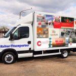 "Crowdfunding-Kampagne ""Kultur-Transporter"""
